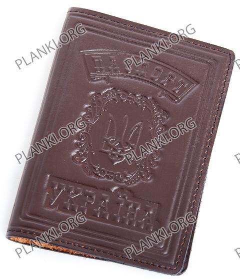Обложка для паспорта Украина (Андреевский спуск)